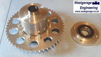 Westgarage Engineering Services - Chain Drive Differentials